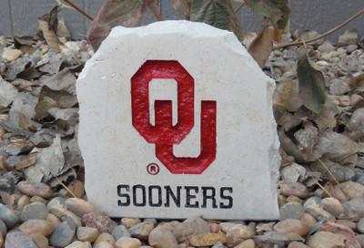 Oklahoma Sooners Decorative Stone Sooners7| Stoneworx | okl11
