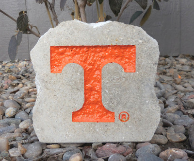 Tennessee Volunteers Decorative Stone 5.5| Stoneworx | tenn6