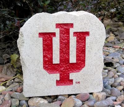 Indiana Hoosiers Decorative Stone IU7| Stoneworx | ind5
