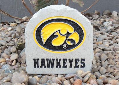 Iowa Hawkeyes Decorative Stone 7| Stoneworx | iowa8