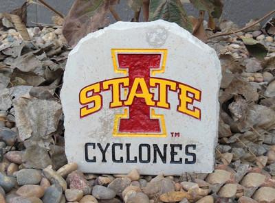Iowa State Cyclones Decorative Stone Cyclones7  Stoneworx   iowastate8
