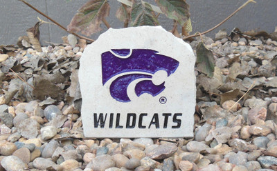Kansas State Wildcats Decorative Stone Wildcats7| Stoneworx | ksu26