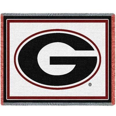 Georgia Bulldogs Logo Stadium Blanket | Pure Country | 1199-A