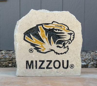 Missouri Tigers Decorative Stone Mizzou 7  Stoneworx   mizzou21