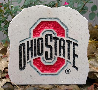 Ohio State Buckeyes Decorative Stone 7| Stoneworx | buckeyes7