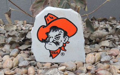 Oklahoma State Cowboys Decorative Stone7| Stoneworx | okstate16