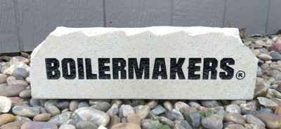 Purdue Boilermakers Decorative Stone Long| Stoneworx | purdue4
