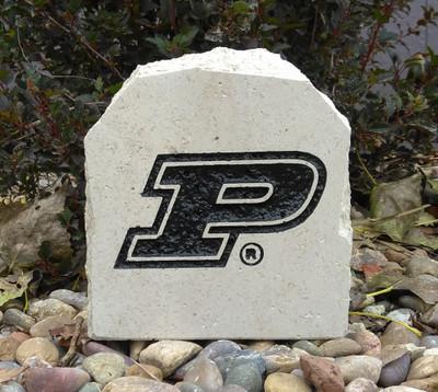 Purdue Boilermakers Decorative Stone 5.5| Stoneworx | purdue7