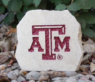 Texas A&M Aggies Decorative Stone 5.5| Stoneworx | texasam10