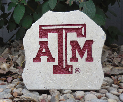 Texas A&M Aggies Decorative Stone Logo 7| Stoneworx | texasam9