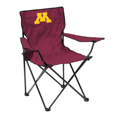 Minnesota Golden Gophers Quad Tailgate Chair | Logo Brands | 175-13Q