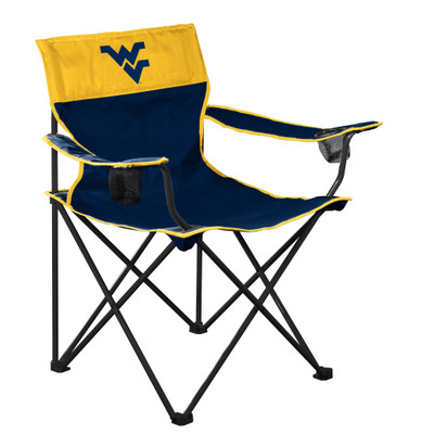 West Virginia Mountaineers Big Boy Chair | Logo Chair | 239-11