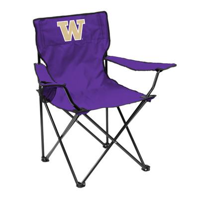 Washington Huskies Quad Tailgate Chair   237-13Q   Logo Chair