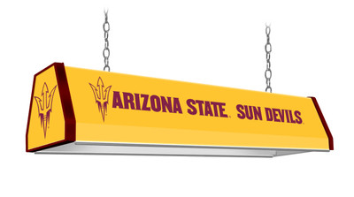 "Arizona State Sun Devils 38"" Standard Pool Table Light-Gold