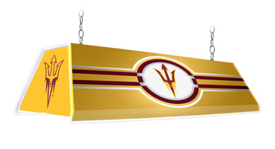 "Arizona State Sun Devils 46"" Edge Glow Pool Table Light  