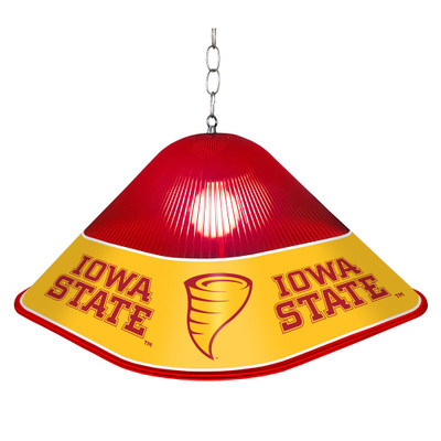 Iowa State Cyclones Game Table Light | Grimm Industries |IS-410-01