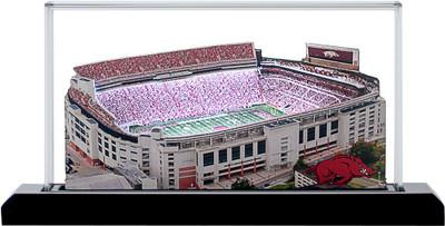 Arkansas Razorbacks Reynolds - Razorback 3-D Stadium Replica|Homefields |2000032D