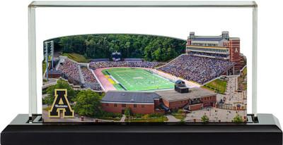 Appalachian State Mountaineers Kidd Brewer 3-D Stadium Replica|Homefields |2000213D