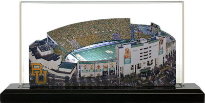 Baylor Bears Floyd Casey 3-D Stadium Replica|Homefields |2000113D