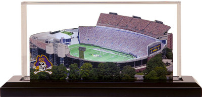 East Carolina Pirates Dowdy-Ficklen 3-D Stadium Replica|Homefields |2000423D