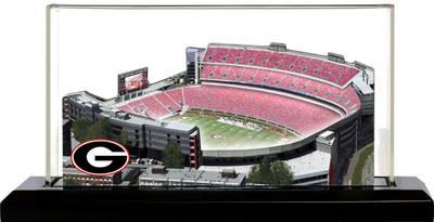 Georgia Bulldogs Sanford 3-D Stadium Replica Homefields  2000453D