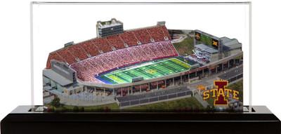 Iowa State Cyclones Jack Trice 3-D Stadium Replica|Homefields |2001612D