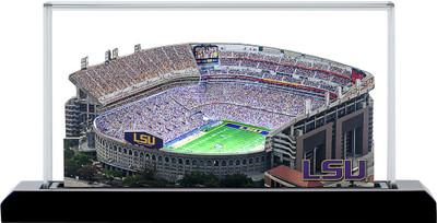 LSU Tigers Tiger 3-D Stadium Replica|Homefields |2000581S