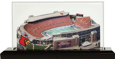 Louisville Cardinals Cardinal 3-D Stadium Replica|Homefields |2000592D