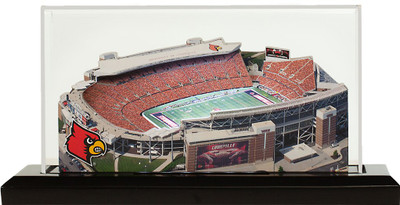Louisville Cardinals Cardinal 3-D Stadium Replica|Homefields |2000593D
