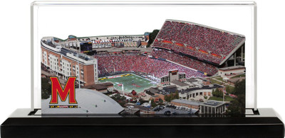 Maryland Terrapins Byrd 3-D Stadium Replica|Homefields |2000603D