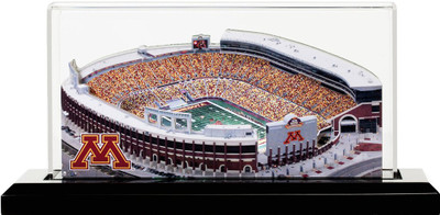Minnesota Golden Gophers TCF 3-D Stadium Replica|Homefields |2000662D
