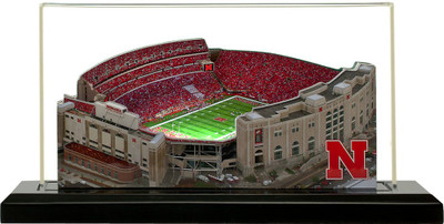 Nebraska Huskers Memorial 3-D Stadium Replica|Homefields |2000721S