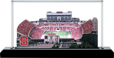 NC State Wolfpack Carter-Finley 3-D Stadium Replica|Homefields |2000852D