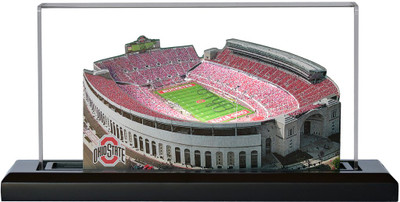 Ohio State Buckeyes Ohio 3-D Stadium Replica|Homefields |2000883D