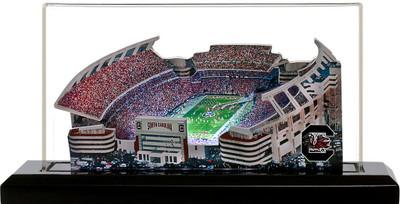 South Carolina Gamecocks Williams-Brice 3-D Stadium Replica|Homefields |2001032D