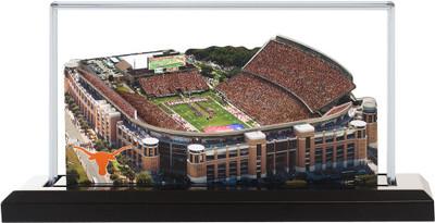 Texas Longhorns DKR Texas Memorial 3-D Stadium Replica|Homefields |2001123D