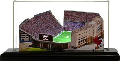 Virginia Tech Hokies Lane 3-D Stadium Replica|Homefields |2001173D
