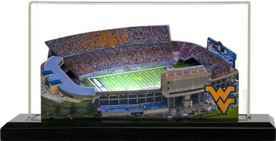 West Virginia Mountaineers Mountaineer Field 3-D Stadium Replica|Homefields |2001222D