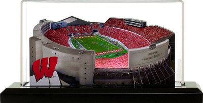 Wisconsin Badgers Camp Randall 3-D Stadium Replica|Homefields |2001231S