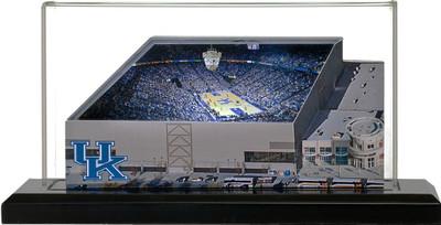 Kentucky Wildcats Rupp Arena 3-D Replica Homefields  4001341S