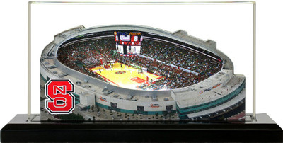 NC State Wolfpack PNC Arena 3-D Replica|Homefields |4001423D