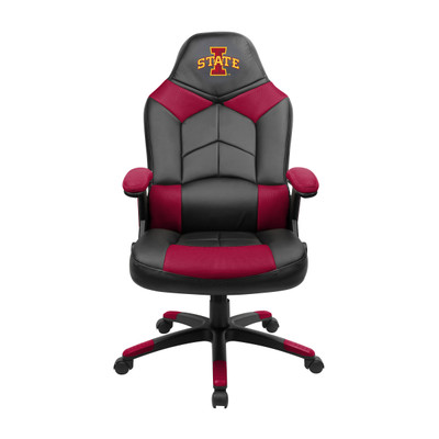 Iowa State Cyclones Oversize Gaming Chair | Imperial | 334-3024