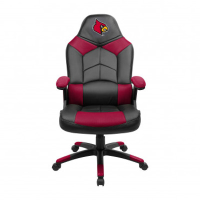 Louisville Cardinals Oversize Gaming Chair | Imperial | 334-3031