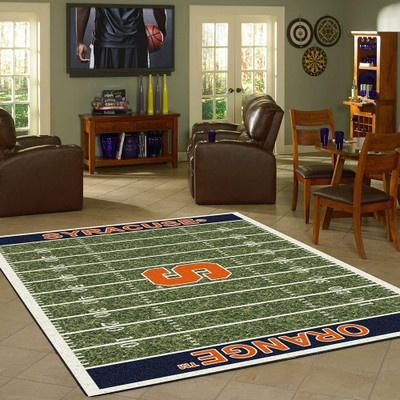Syracuse Orange Football Field Rug | Milliken | 4000054660