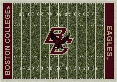 Boston College Eagles Football Field Rug | Milliken | 4000054616