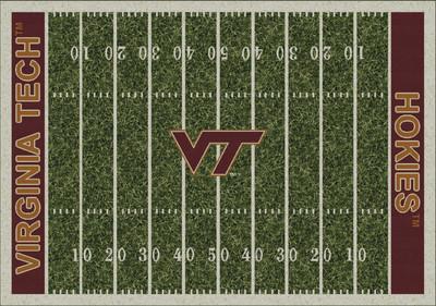 Virginia Tech Hokies Football Field Rug | Milliken | 4000054669