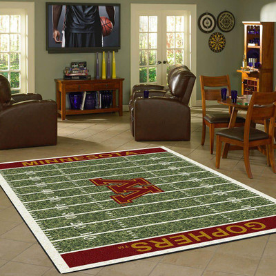 Minnesota Golden Gophers Football Field Rug | Milliken | 4000054639