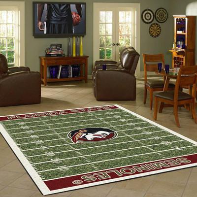 FSU Seminoles Football Field Rug | Milliken | 4000054678