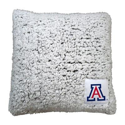 Arizona Wildcats Frosty Fleece Throw Pillow | Logo Chair | 106-812