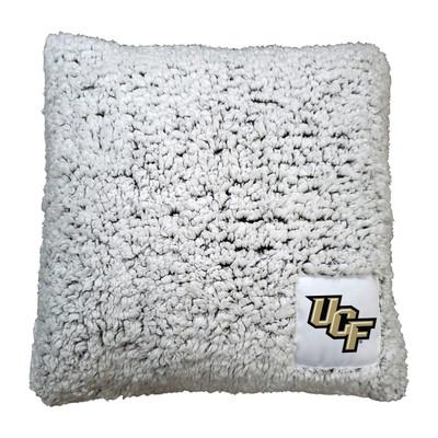 UCF Knights Frosty Fleece Throw Pillow | Logo Chair | 118-812